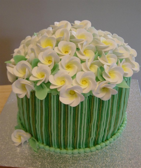 Flower-Wedding-Cake