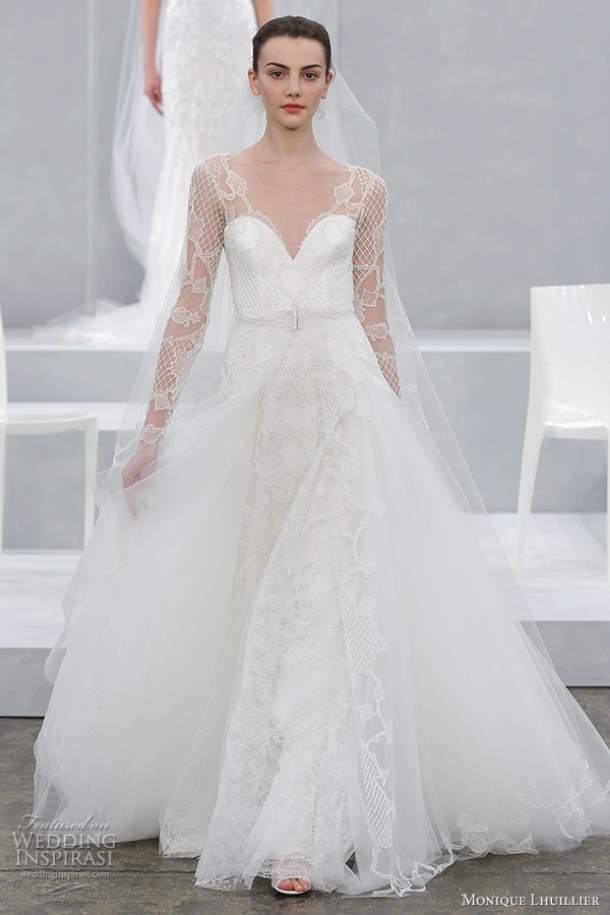 Monique-Lhuillier-fall-winter-bridal-Dresses-2015-2016Collection-for-brides-1