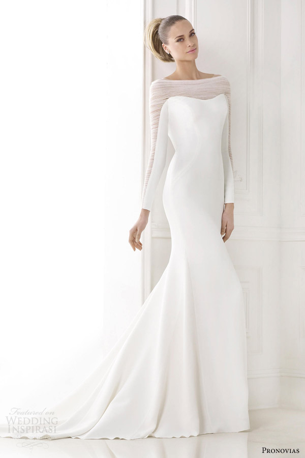 pronovias-atelier-bridal-2015-pre-kainda-illusion-long-sleeve-wedding-dress