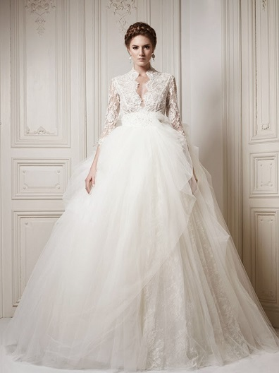winter-wedding-dress-long-sleevesersa-atelier-2013-f